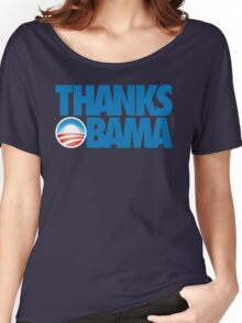 Thanks Obama Women's Relaxed Fit T-Shirt