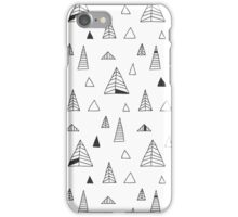 Winter Trees. iPhone Case/Skin