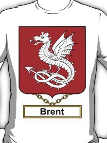 Brent Coat of Arms (English) T-Shirt