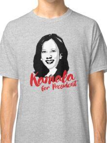 Kamala for President Classic T-Shirt