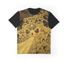City of Golden Dust Graphic T-Shirt