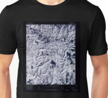 USGS TOPO Map Arkansas AR Parma 259357 1976 24000 Inverted Unisex T-Shirt