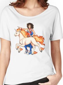Pokemon Trainer Danny Sexbang Women's Relaxed Fit T-Shirt