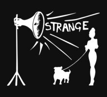 Depeche Mode : Strange - from Strangelove clip- invert Kids Clothes
