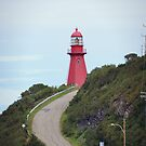 Light house on the hill by Heather Crough