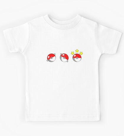Catch 'em All Kids Tee