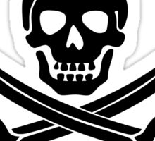 Pirate Party  Sticker
