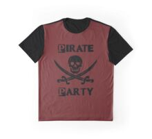 Pirate Party  Graphic T-Shirt
