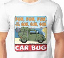 Car Bug under a Red Dwarf Star Unisex T-Shirt