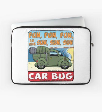 Car Bug under a Red Dwarf Star Laptop Sleeve