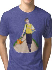 Getting that Gyarados Tri-blend T-Shirt