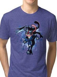 The Water Ninja Tri-blend T-Shirt
