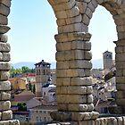 Acueducto Romano.    Segovia, España. by cieloverde