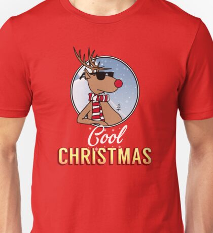 Cool Christmas Unisex T-Shirt