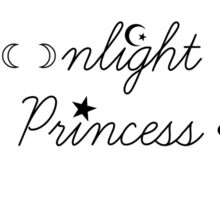 Moonlight Princess Sticker