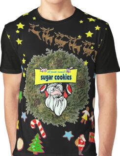 When Sugar Cookies Make You Fly Graphic T-Shirt