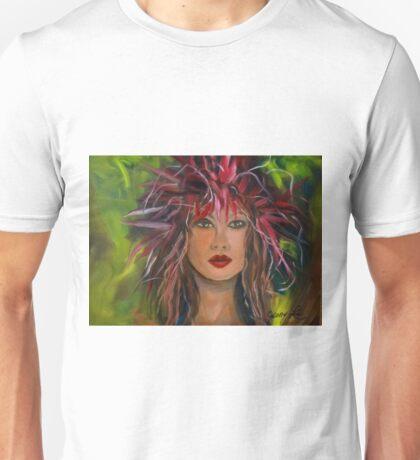 Hula Haku Lei Unisex T-Shirt