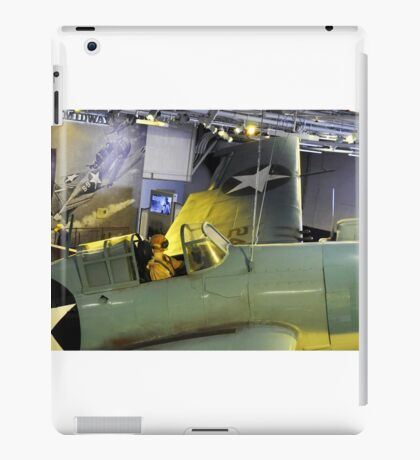 Midway Wilcat iPad Case/Skin