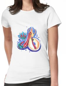 Milotic Womens Fitted T-Shirt