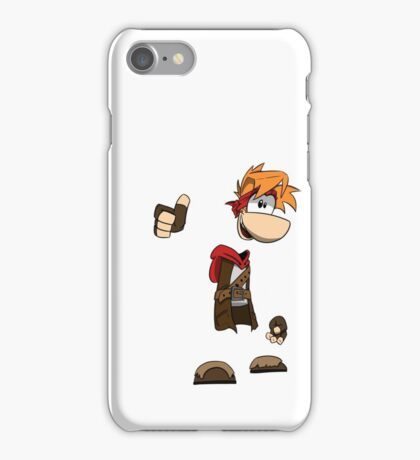 Rayman Adventures iPhone Case/Skin