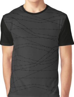 Wire trail Graphic T-Shirt