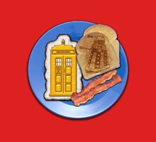 Whovian Breakfast T-Shirt
