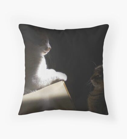 This Is My Place Throw Pillow