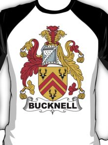 Bucknell Coat of Arms (English) T-Shirt