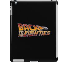 Back to the 80s Band iPad Case/Skin