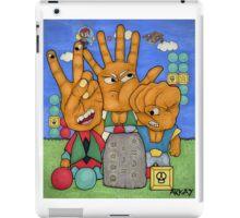 Miracle World Rogues iPad Case/Skin