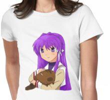 Kyou Fujibayashi Womens Fitted T-Shirt