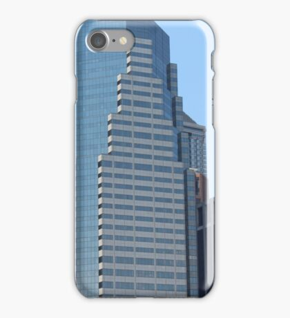 Manhattan skylines iPhone Case/Skin