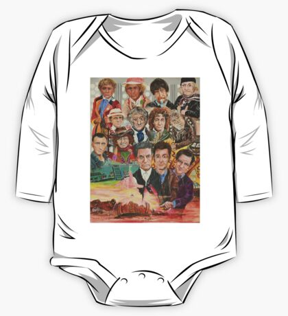 Gallifrey Stands One Piece - Long Sleeve