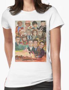 Gallifrey Stands T-Shirt