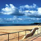 beach day by terezadelpilar ~ art & architecture