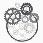 Steins Gears by datshirts