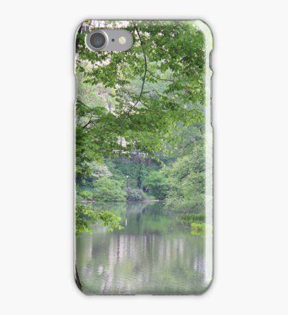 Parks and Lake vacations iPhone Case/Skin