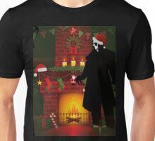 christmas nosferatu  Unisex T-Shirt