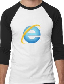 explorer Men's Baseball ¾ T-Shirt