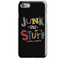 Junk-n-Stuff iPhone Case/Skin