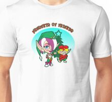 Candy Wrapps Unisex T-Shirt