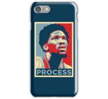 PROCESS - Joel Embiid - 76ers iPhone Case/Skin