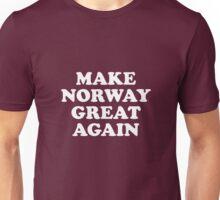 Make Norway Great Again Unisex T-Shirt