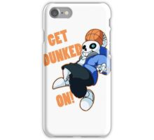 undertae dunk iPhone Case/Skin