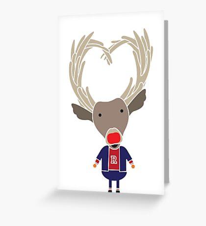 Sending You My Love Dear Greeting Card