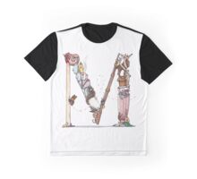 "The Letter ""M"" Graphic T-Shirt"