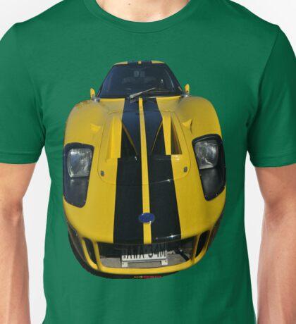 Ford GT40 (NSW reg AWA-34M) Car  Unisex T-Shirt