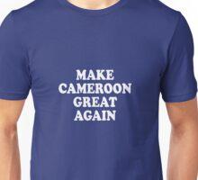 Make Cameroon Great Again Unisex T-Shirt