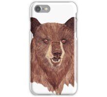 Mr Bear iPhone Case/Skin