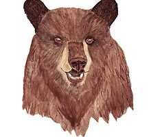 Mr Bear by fabledesign